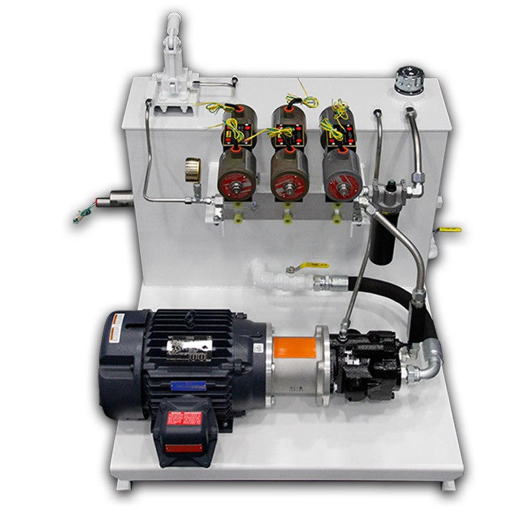 Hydraulic Power Units Model Image