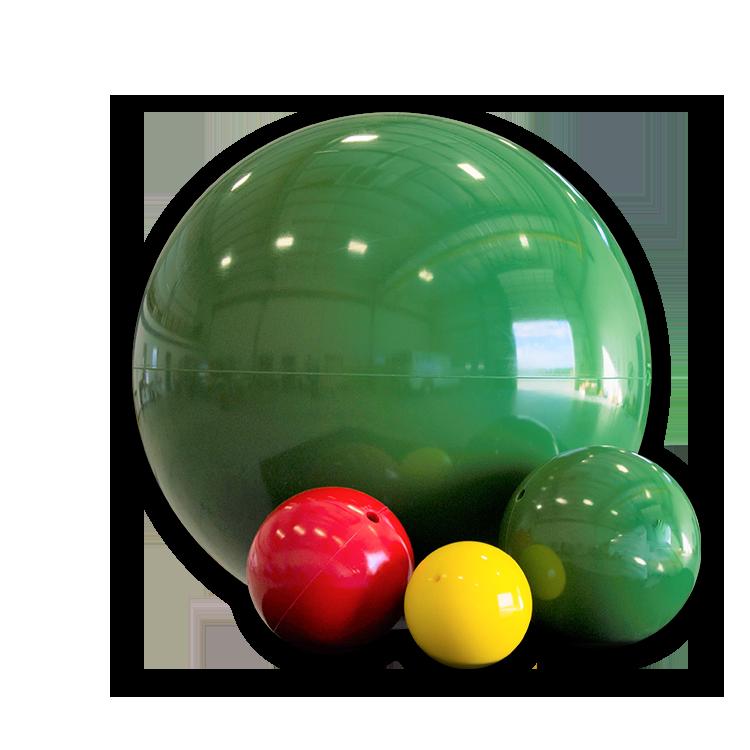 Pipeline Meter Prover Spheres
