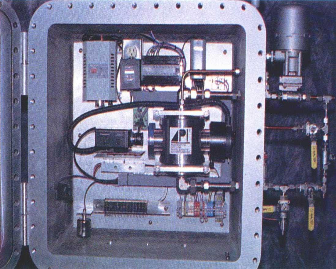 Pipeline Haze Analyzer Model Image